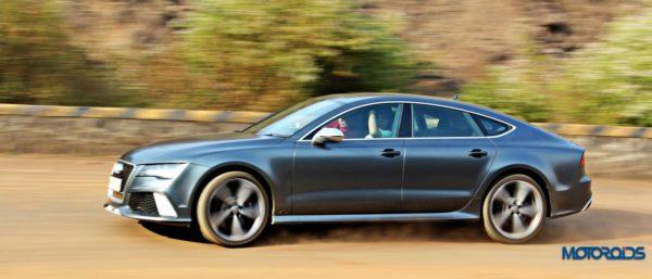 Audi RS7 action shots (9)