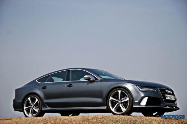 Audi RS7 interior details (57)