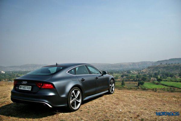 Audi RS7 interior details (58)