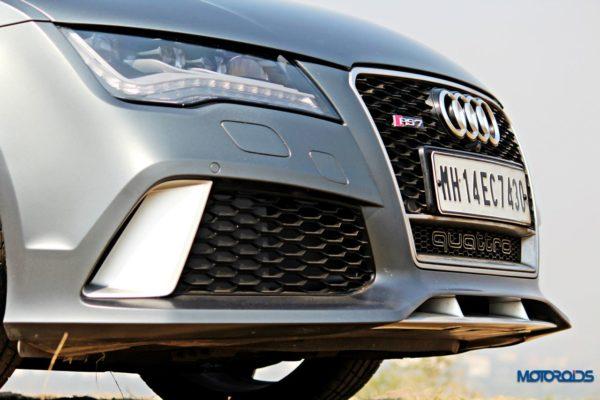 Audi RS7 interior details (9)