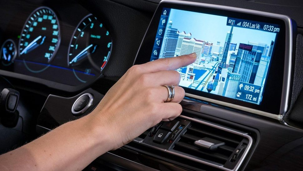 Bmw Idrive At 2015 Ces Official Images 11