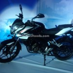 Is this the new Bajaj Pulsar 160 NS?