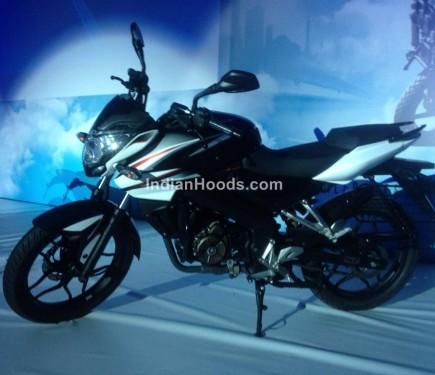 Is This The New Bajaj Pulsar 160 Ns Motoroids