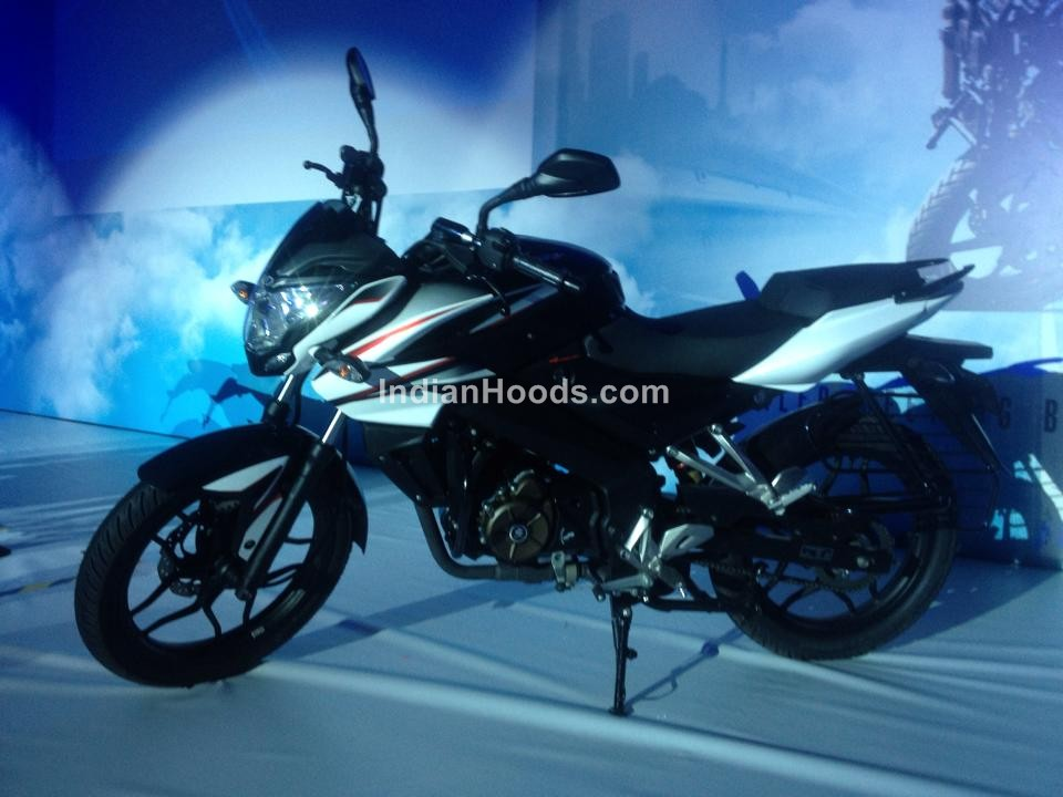Is This The New Bajaj Pulsar 160 NS