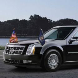 Meet The Beast: Barack Obama's armoured Cadillac Limousine