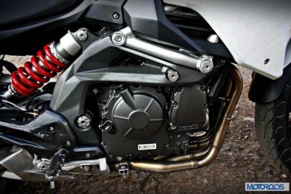 Benelli 600 GT side (2)