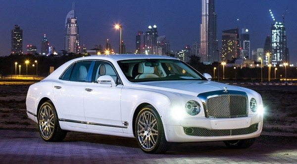 Bentley Mulsanne Majestic