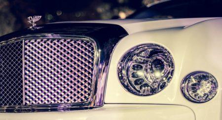 Bentley Mulsanne Majestic edition