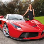 Husband orders LaFerrari for Wife, couldn't live long enough to see her drive it