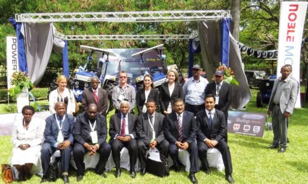 ESCORTS IN TANZANIA TRACTOR MARKET