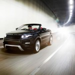 Range Rover Evoque Cabriolet green-lit for production; launching this year