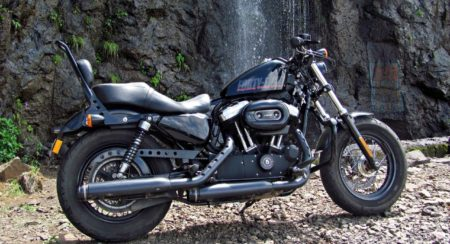 Harley-Davidson Forty-Eight (26)