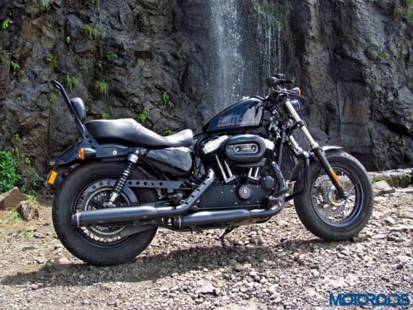 Harley-Davidson Forty-Eight (26)