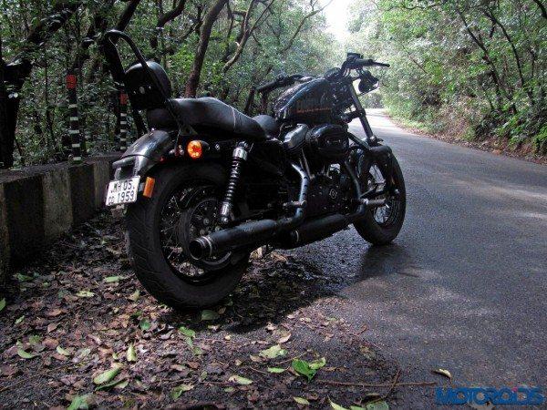 Harley-Davidson Forty-Eight (33)