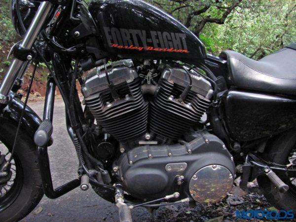 Harley-Davidson Forty-Eight (44)