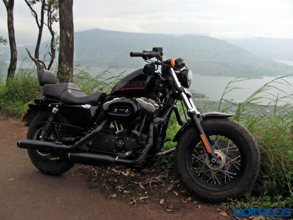 Harley-Davidson Forty-Eight (65)