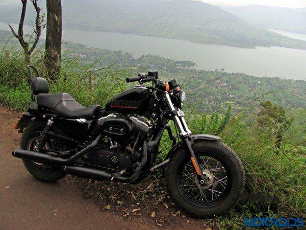 Harley-Davidson Forty-Eight (66)