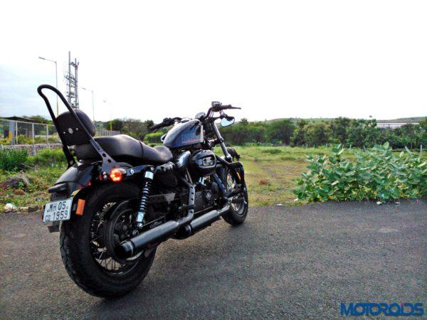 Harley-Davidson Forty-Eight (9)