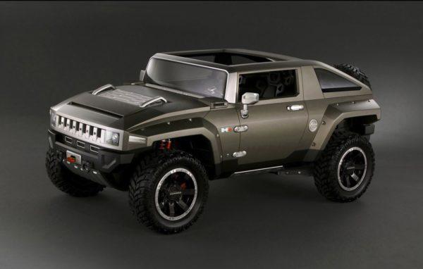 Hummer HX (4)