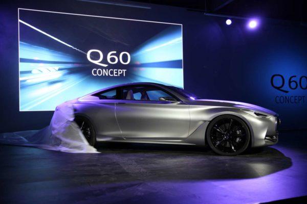 Infiniti Q60 Concept - NAIAS - Official Image - 2