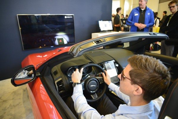 Intel And Seeing Machines Showcase Innovative Driver Attention