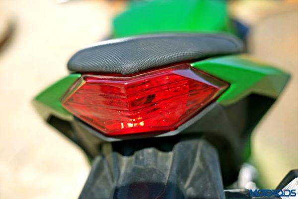 Kawasaki Z250 tail lamp