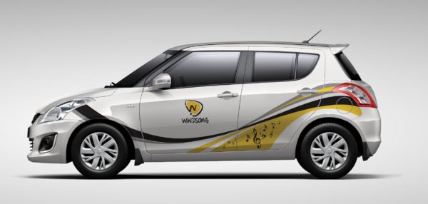 Maruti Swift windsong edition (6)