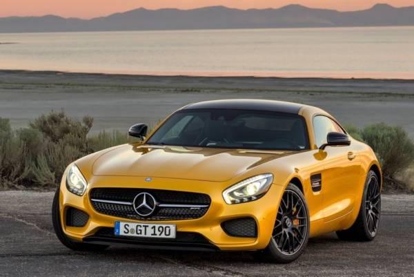 Mercedes Benz AMG GT price