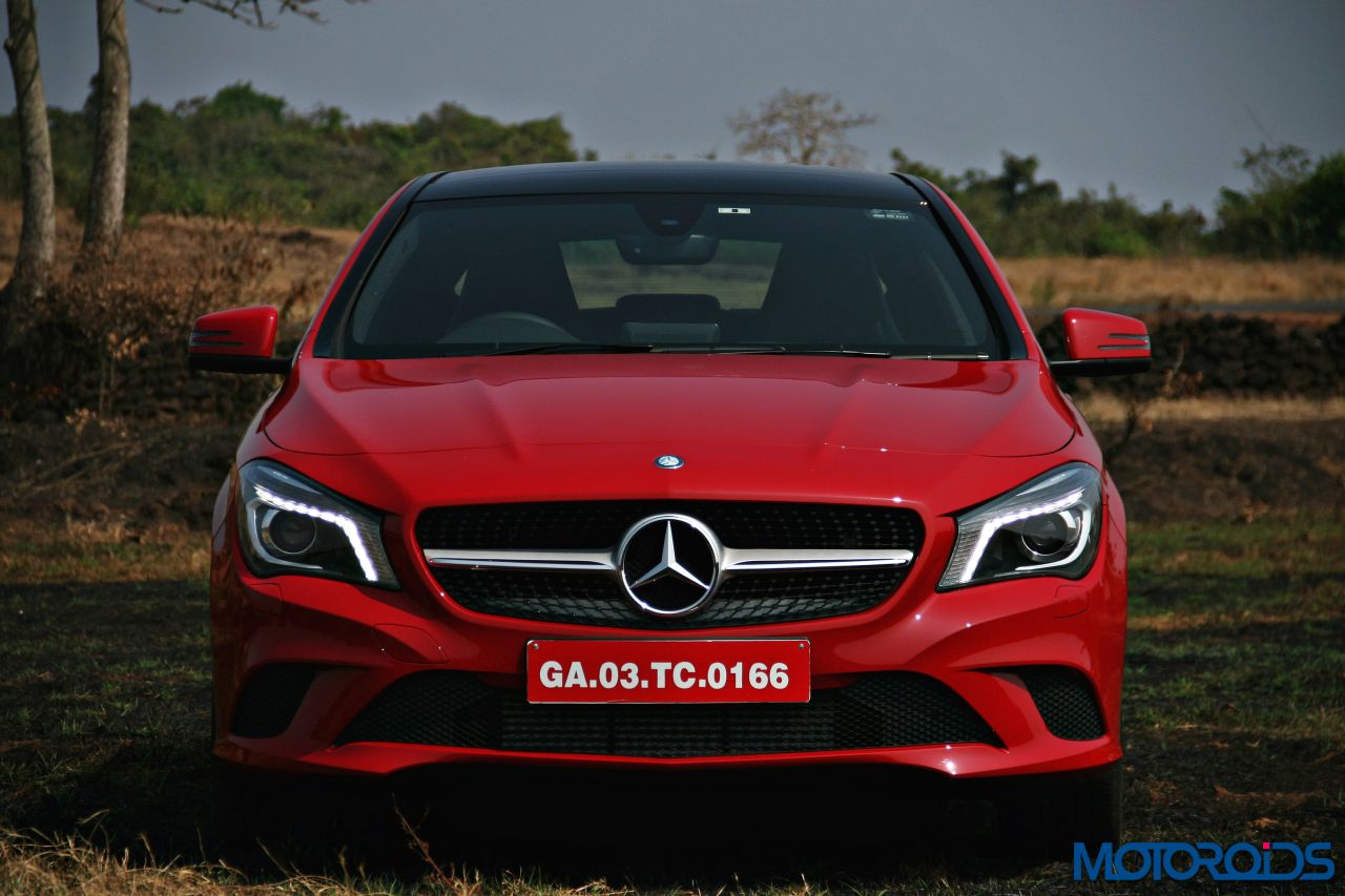 Mercedes Cla 200 200 Cdi Review Style Diva Motoroids