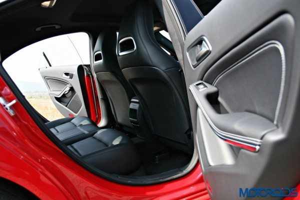 Mercedes CLA door pad