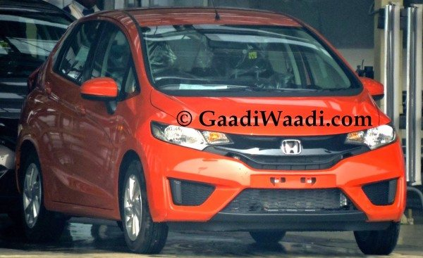 New Honda Jazz India
