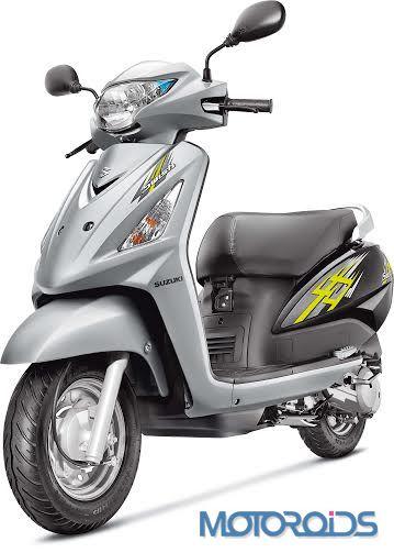 New Suzuki Swish 125 (2)