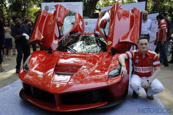 Parx Super Car Show - Press Conference 1