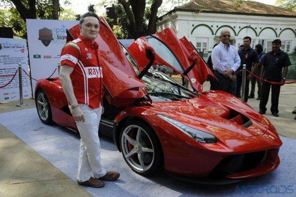 Parx Super Car Show - Press Conference 2
