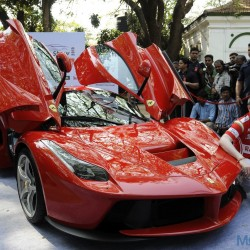Brace yourselves for the 2015 Parx Super car Show in Mumbai