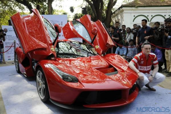 Parx Super Car Show - Press Conference 3