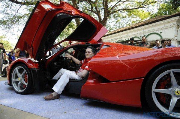 Parx Super Car Show - Press Conference 4