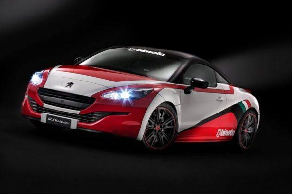 Peugeot RCZ R Bimota Special Edition (1)
