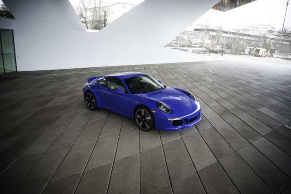 Porsche 911 GTS Club Coupe (3)