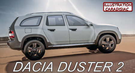 Renault Duster 7-seat