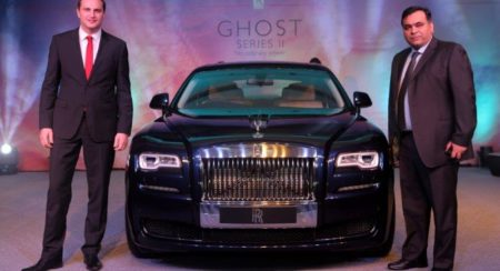Rolls-Royce Ghost Series II New Delhi (1)