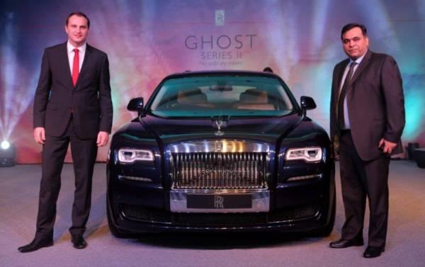 Rolls-Royce Ghost Series II New Delhi (1)