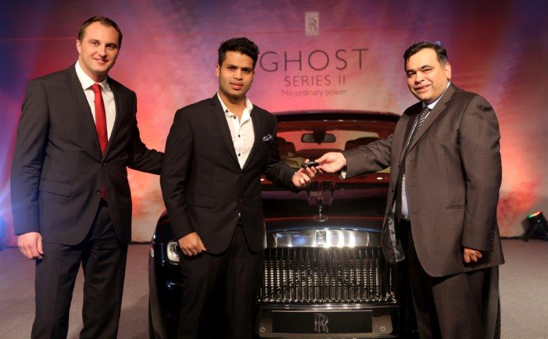 Rolls-Royce Ghost Series II New Delhi (2)