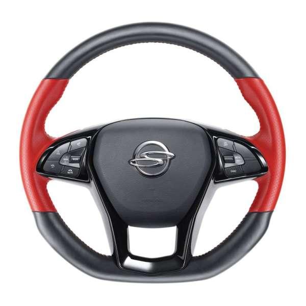SsangYong Tivoli D-cut steering
