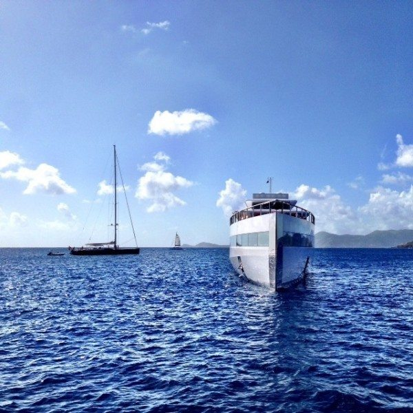 Steve Jobs's Yacht (2)