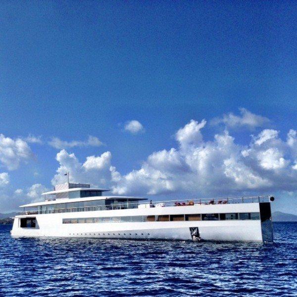Steve Jobs's Yacht (4)