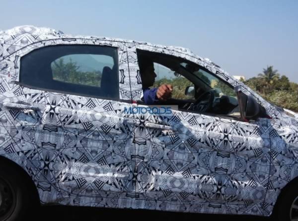 Tata-Kite-Hatchback-Spied-In-Pune-Side