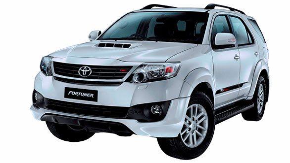 Toyota Fortuner 2.5 L TRD-Sportivo