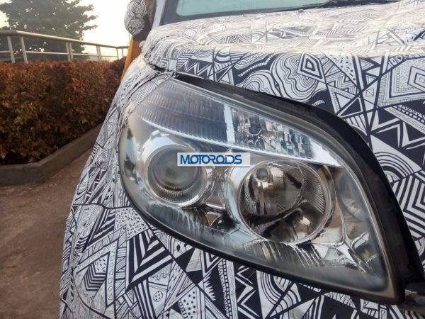 Toyota Rush Spied in India (1)