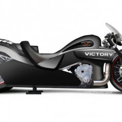 Victory Motorcycles enters drag racing
